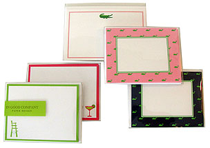 Note Cards and Invitations
